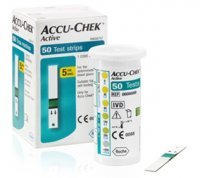 Accu-Chek Active test 50 szt.