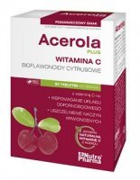 Acerola PLUS *60 tabl. do ssania