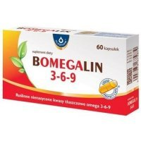 Biomegalin 3-6-9 *60 kaps.