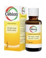 Cebion krople 0.1g/ml 30 ml