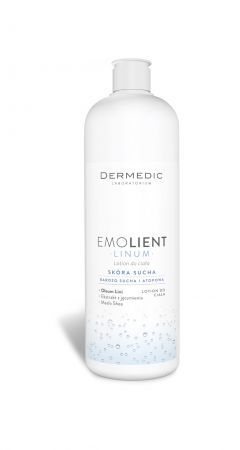 Dermedic Emolient Linum lotion do ciała 400ml