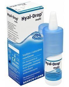8b15abdbec82db Hyal-Drop Multi krople do oczu 10ml - krople/żele do oczu - OCZY ...