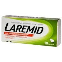 Laremid 2mg *10 tabl.