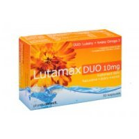 Lutamax Duo 10 mg *30 kaps.
