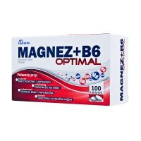Magnez + B6 Optimal *100 tabl.