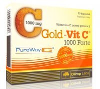 Olimp Gold-Vit.C Forte 1000mg *30kaps.
