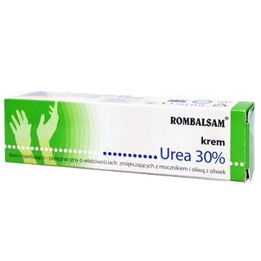 ROMBALSAM UREA 30% Krem 50 ml