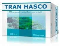 Tran Hasco 500mg *60 kaps.